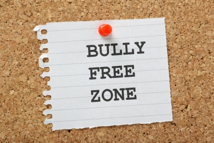 Bully-free-zone